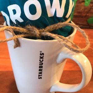 ♥️Fun Coffee Tank Top & Starbucks Mug Gift